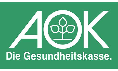 AOK Stuttgart Boeblingen - Logo