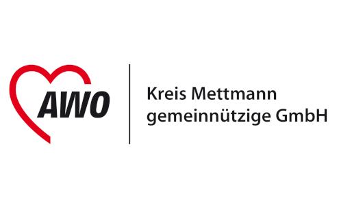 AWO Kreis Mettmann - Logo