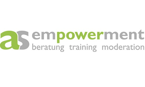 Antje Schultheis asempowerment - Logo