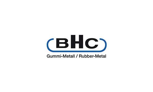 Bhc -Gummi Metall - Logo