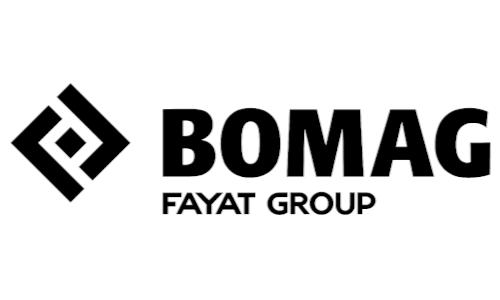 Bomag - Logo