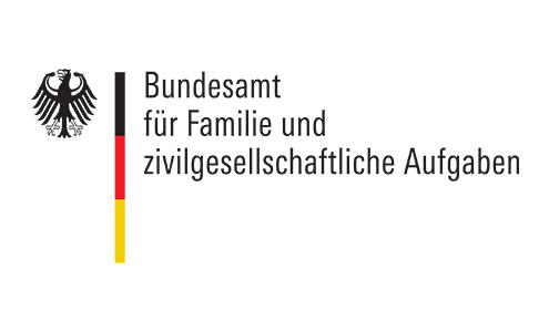 Bundesamt fuer Familie und zivilgesellschaftliche Aufgaben - logo