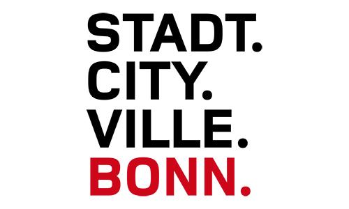 Bundesstadt Bonn - Logo