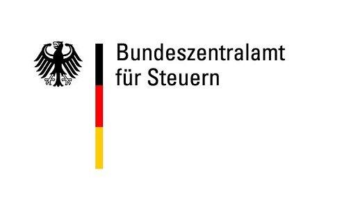 Bundeszentralamt fuer Steuern - Logo