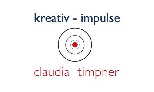 Claudia Timpner kreativimpulse - Logo