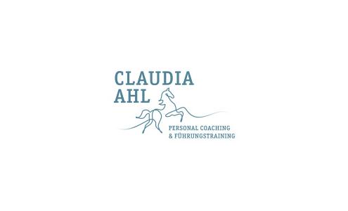 Claudia ahl schneecoaching - logo