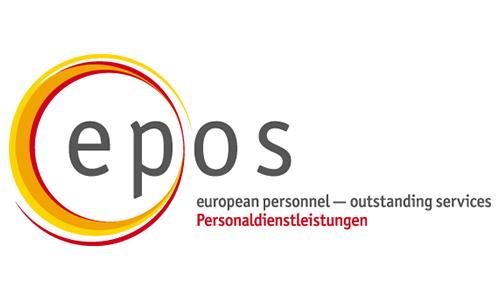 Epos Personaldienstleistungen - Logo