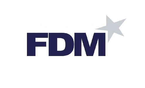 FDM - logo