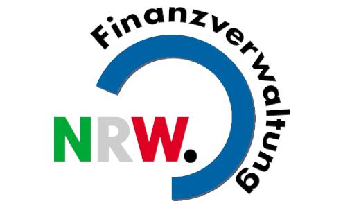 Finanzverwaltung NRW - logo