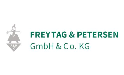 Freytag und Petersen - Logo