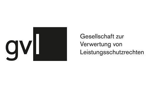 GVL Gesellschaft zur Verwertung von Leistungsschutzrechten-Logo