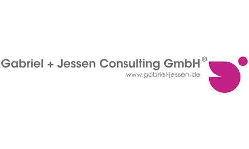 Gabriel und Jessen Consulting - Logo