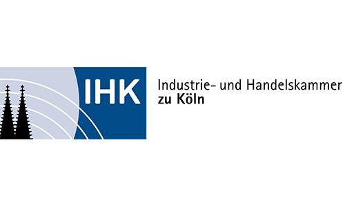 Industrie- und Handelskammer zu Koeln - Logo