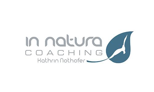 Kathrin Nothofer InNaturaCoaching - Logo