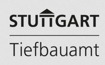 Landeshauptstadt Stuttgart Tiefbauamt - Logo
