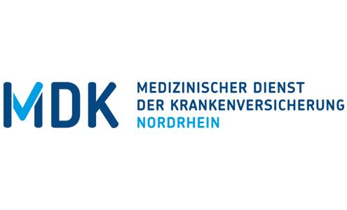 MDK Nordrhein - Logo