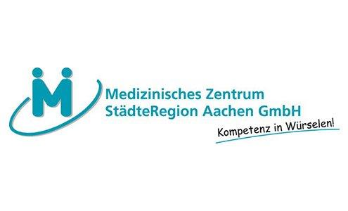 Medizinisches Zentrum staedteregion aachen - logo
