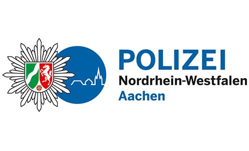 polizeipraesidium aachen - logo