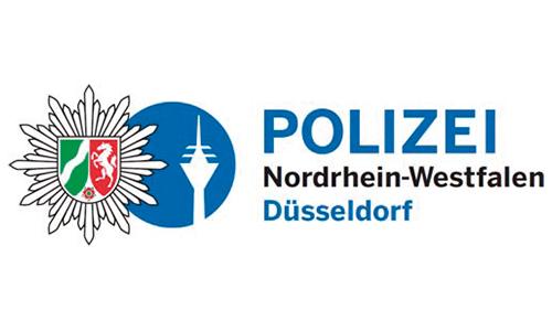 Polizeipraesidium Duesseldorf - logo