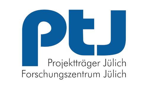 Projekttraeger Juelich Forschungszentrum Juelich - Logo