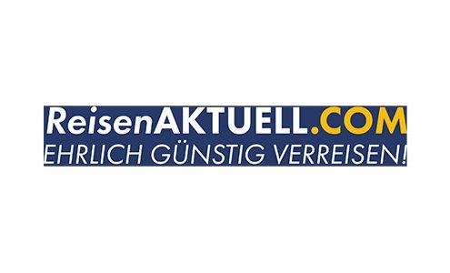 Reisen Aktuell - logo