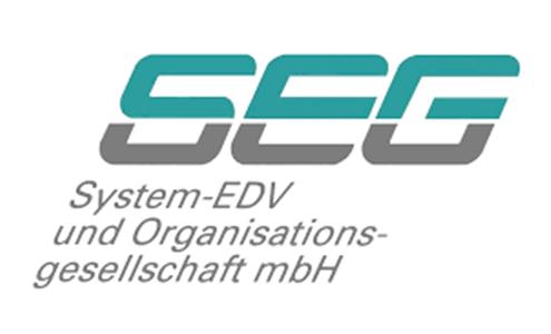 seg - system - edv - organisationsgesellschaft - logo