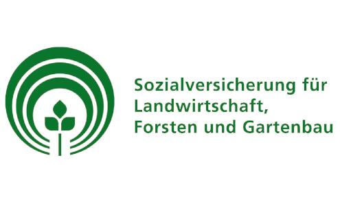 Sozialversicherung fuer Landwirtschaft Forsten und Gartenbau - Logo