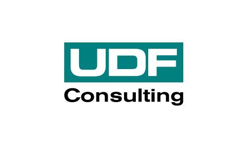 UDF Consulting AG - logo