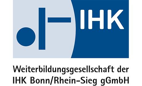 Weiterbildungsgesellschaft der IHK Bonn-Rhein-Sieg - logo
