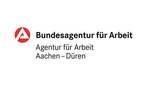 agentur fuer arbeit aachen - logo