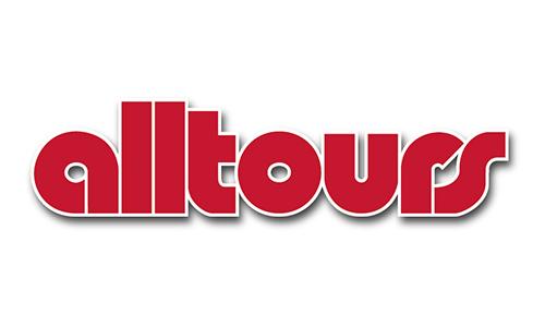 alltours flugreisen - Logo