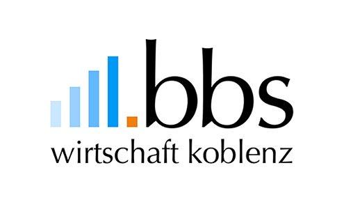 bbs wirtschaft koblenz - logo