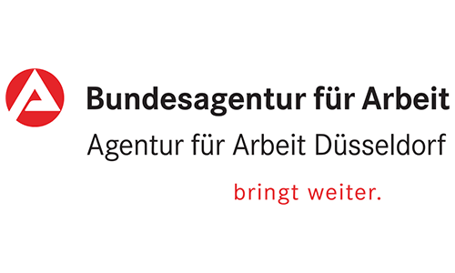 Agentur fuer arbeit duesseldorf - logo