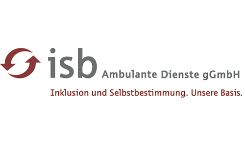 isb ambulante dienste - Logo