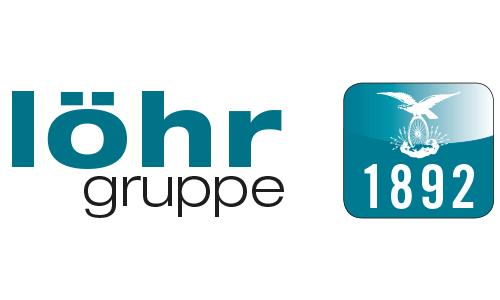 loehr und becker - logo