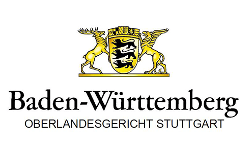 Oberlandesgericht Stuttgart - Logo