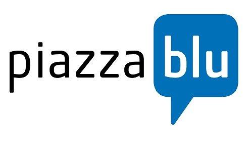 piazza blu - Logo