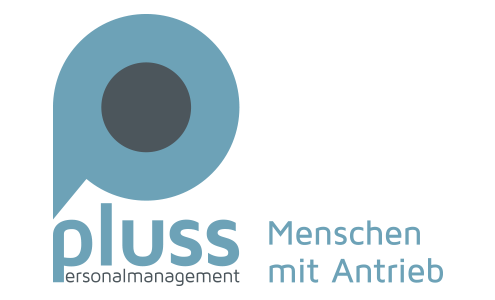 pluss Personalmanagement - Logo