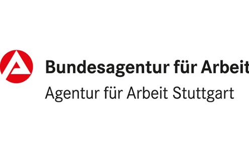 Bundesagentur fuer Arbeit Stuttgart - Logo