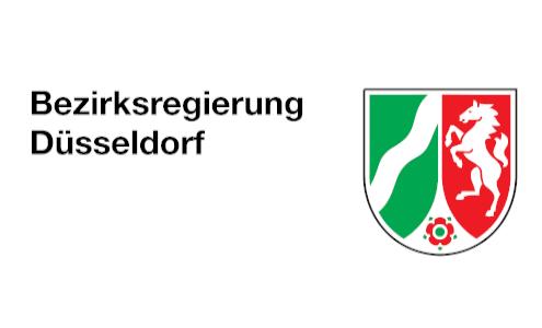 Bezirksregierung Duesseldorf - logo