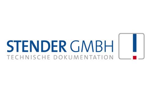 Stender - logo