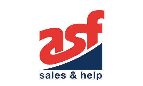 asf sales help gmbh - logo