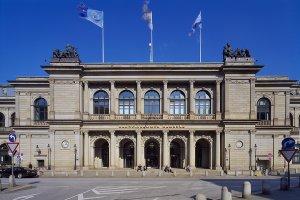 Handelskammer Hamburg Außenansicht