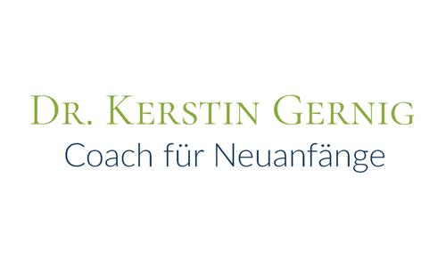 Dr Kerstin Gernig - logo