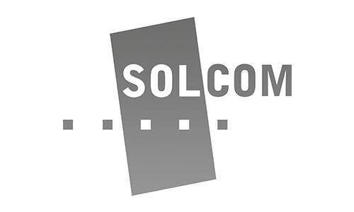 SOLCOM - logo
