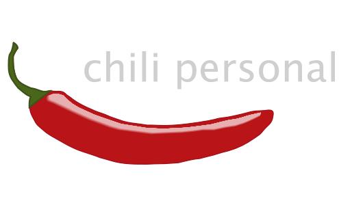 chili personal GmbH - logo