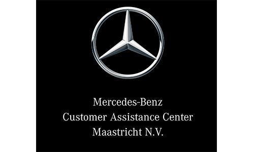 Mercedes-Benz Customer Assistance Center Maastricht - logo