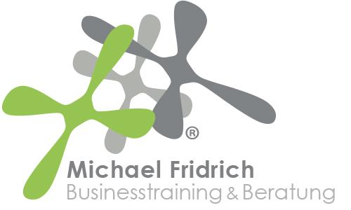 Michael Fridrich Businesstraining - Logo