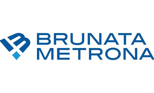 Brunata Metrona - Logo