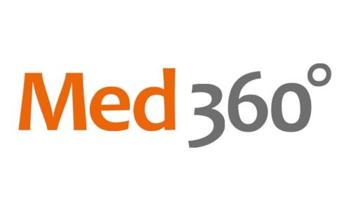 Med 360 Grad - Logo